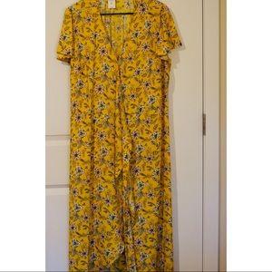 BNWT Loft Plus Wrap Dress
